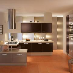 French kitchen lighting